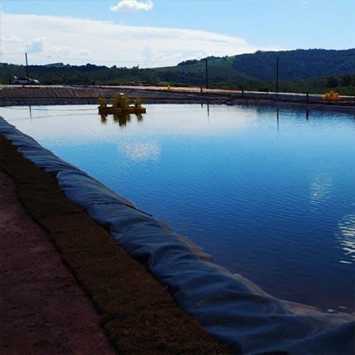 Geomembrana para reservatório de água - 2