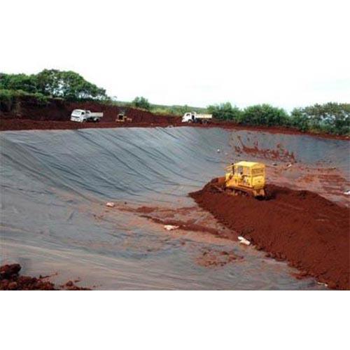 Impermeabilização de aterros sanitários com geomembrana - 3