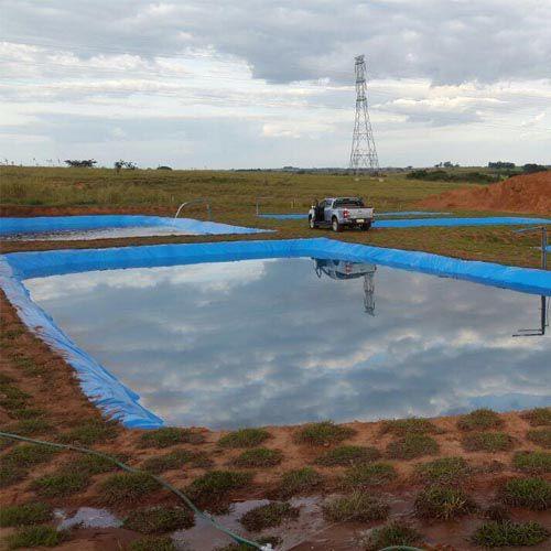 Lona para piscicultura preço